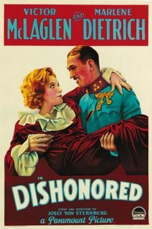 Dishonored Movie