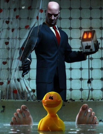Hitman Rubber Duck2