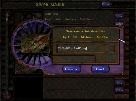 Planescape Reid Save File