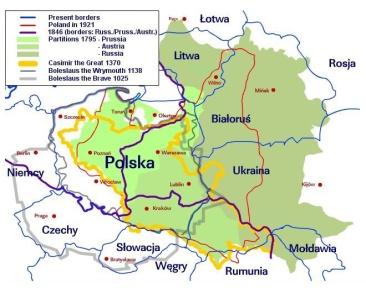 PolandBordersChange