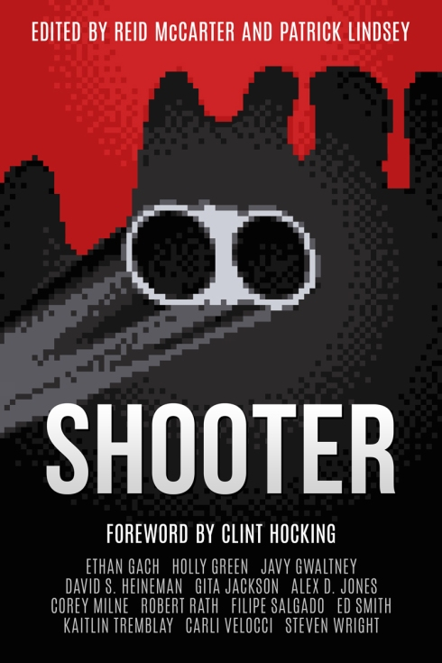 Shooter Book Cover - 800 x 1200 (300 DPI)